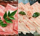 九州地方の和牛王様と呼ばれる九州王 すき焼き、しゃぶしゃぶ松コース