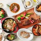 沖縄農家直送の新鮮野菜、地元で水揚げされたイキのいい魚介