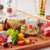 芳醇なチーズと沖縄ベーコンの贅沢な香りがやみつきになる『キッシュロレーヌ』