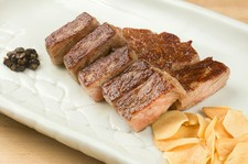 ステーキ180gのお肉をお楽しみ頂きたい方へのコースです。
