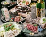 信長の料理を堪能出来るコース。各種ご宴会、出張・観光で京都を訪れた方にもおすすめです