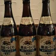 2018年度の キリン 一番搾り 横浜工場限定醸造が3ケース入荷いたしました。 通常の一番搾りより 濃厚な味わいになっております。