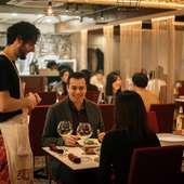 【イタリア】でまさに今旬の食材をメインに組み上げられたペペロッソのモーニングコースとなっております