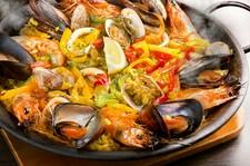 お気軽にスペイン料理を愉しめるコースをご用意いたしました。全8品 2時間飲み放題付き