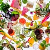 「とちぎ高原和牛」や「野菜」など栃木県産の食材を堪能できる