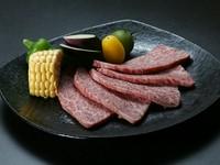 和牛肉本来の味わいが楽しめる『特選リブロース』