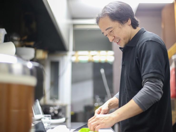 和牛肉をはじめ、ふるさと富山のおいしい食材を提供