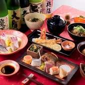 落ち着いた和食店で送別会 歓迎会
