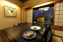 純和風のお座敷個室で過ごす優雅なひととき