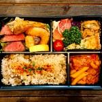 ニュージーランド産仔牛肉の煮込み マデラワインとポルチーニ茸のソース