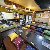 旬魚介×肉料理が豊富な駅近居酒屋で、明日へのパワーをチャージ