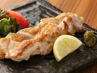兵庫の地鶏『丹波鶏』はジューシーさが特徴です