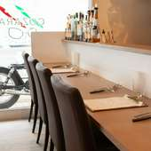 おいしいイタリアンを食べながら楽しむ、至福のひととき