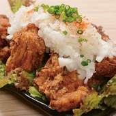 濃厚な旨味の牛のたたきをお寿司に『炙り牛寿司』