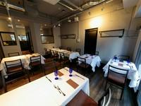 季節のお勧めをお任せのコース料理で(^_-)-☆ パスタやデザートはお好みをお選びください