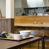 和食を気軽に楽しめるお店。気を使わないアットホームな雰囲気