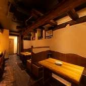 直江津ならではの多彩な食を楽しむくつろぎの空間