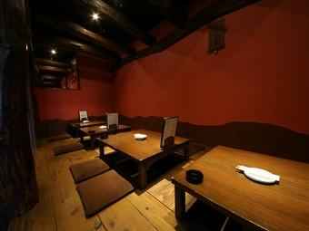 居心地の良い空間と美味しい料理で、楽しいひとときをお手伝い
