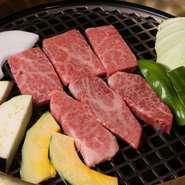 国産牛、国産馬肉を使用しております。