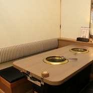 セットメニューやコース料理も豊富にご用意しております。