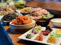 ランチ限定 おばんざい10種 食べ放題ランチ(12:00~14:30)