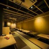 歓送迎会におすすめ!食材にこだわったコース料理は4000円~。
