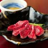 気仙沼の郷土料理をはじめ、三陸の地魚を生かした料理が自慢