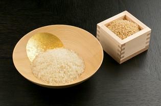 味や粘り、香りのバランスが取れた熊本産「ヒノヒカリ」を使用