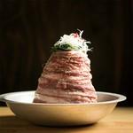 新鮮な海鮮・肉を様々なお料理にてご堪能。獺祭45と日本酒5種とPREMIUM飲み放題付きでお得です♪