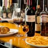 肉や野菜など、料理に使われる食材は国産のものがメイン