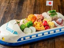 洋食前菜いろいろ10種盛り合わせ(1人前)