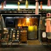 昭和レトロな雰囲気の内装は外国人にも人気!
