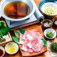 前菜3種+1品料理+肉(石垣牛サーロイン)+野菜バイキング+〆(沖縄そばまたは雑炊)+デザート