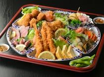 お店の味を自宅でも。お持ち帰り可能な「寿司」や「オードブル」