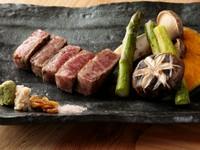 しっとりと柔らかく、濃厚な味わい『銘柄牛A5ランク黒毛和牛ステーキ』