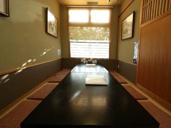 ご家族で、気軽に和食を楽しんでいただけます