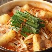 11段階の辛さを選べる【赤から鍋】は〆まで美味しい
