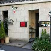 「飯田橋駅」徒歩4分。神楽坂に佇むリストランテ