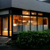 【料理屋 染川】入口
