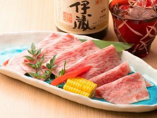 良い肉にこだわり、お客様に満足してもらえる『極上やきしゃぶ』