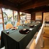 飛騨ならではの料理と出合える、晴れの日にふさわしい料亭旅館