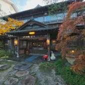約160年の歴史と趣を感じる、純日本の佇まい