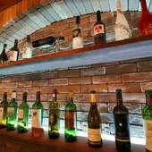 一品料理とワイン、カクテルなどのペアリングをお楽しみ下さい!
