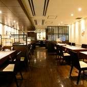 地域に根差したアットホームな空間で、本格的な中国料理を堪能