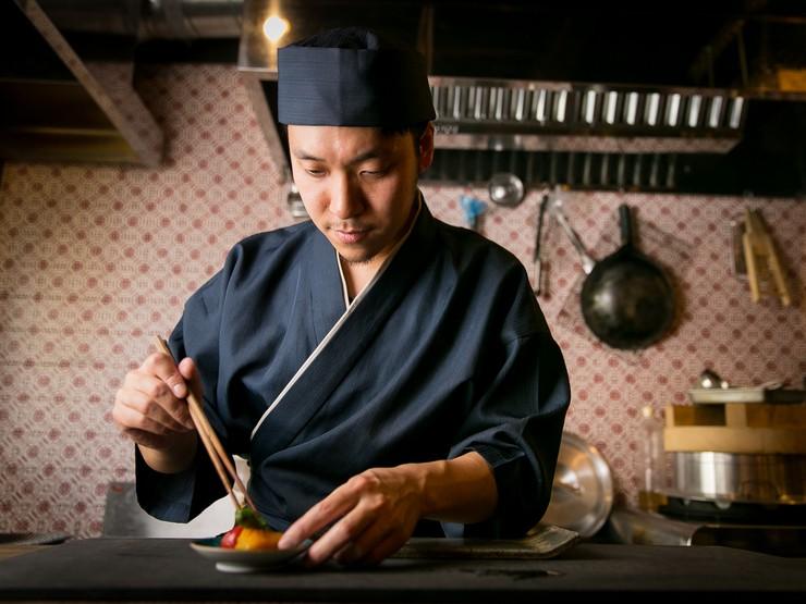もの凄い鯖をおいしくお召し上がりいただくために選び抜いた食材