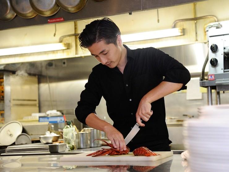 独創的な料理でお客さまを唸らせたい