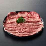 大人気の『厚切り上塩タン』ツウ好みの『塩ツラミ(牛ほほ肉)』夢ホルおすすめの塩もの2品をお得なセットにしました。