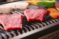 特選牛ロース・特選上ハラミ・淡路牛カルビ・ハラミ・熟成タレ漬け肉・神戸ポークプレミアム・淡路どりモモ肉・ムネ肉