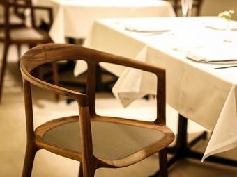 リラックスには欠かすことのできない、 座り心地のいい椅子