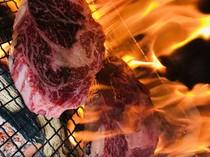 薪焼き料理